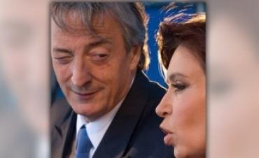 Cristina descubrirá el busto de Néstor Kirchner en la Casa Rosada