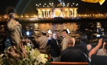 Tigre conmemoró el Día de la Virgen con un mensaje de paz y unidad