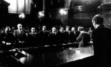 A 30 años de la sentencia a las Juntas Militares