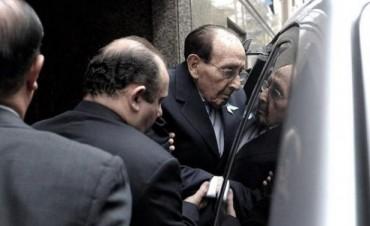Se hizo efectiva la renuncia de Fayt y la Corte quedó integrada por tres miembros