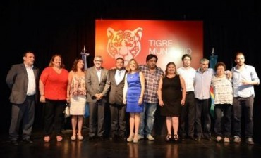 Los consejeros escolares de Tigre asumieron su cargo