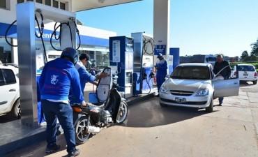 Las ventas de combustibles repuntaron 3% en los primeros nueves meses