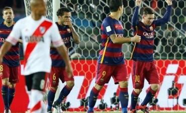 Barcelona goleó a River y se quedó con el Mundial de Clubes