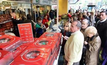 Las compras navideñas se adelantaron este año, con preferencia por las cuotas