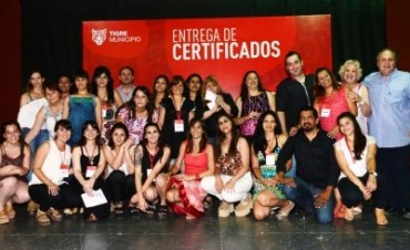 Más de 1500 vecinos se capacitaron en Tigre Instituto Formativo (TIF)