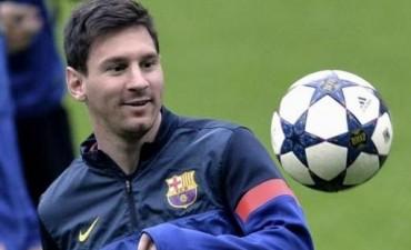 Barcelona: Messi volvió a los entrenamientos tras ser premiado en Dubai