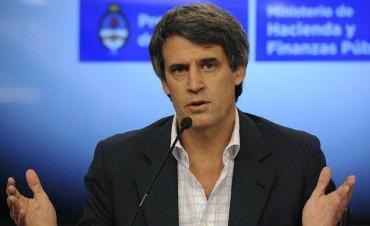 Economía: Prat Gay anunció el fin del blanqueo de capitales
