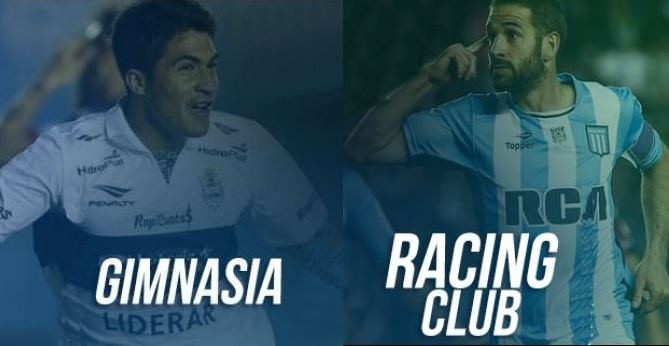 Racing recibe a Gimnasia por una nueva fecha del certamenen en VIVO por ArgenTV, La Folk Argentina y Nexo 104.9 Mhz