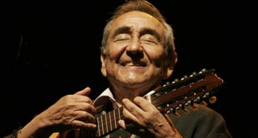 Falleció a los 80 años el folclorista Jaime Torres, un Ícono de nuestra cultura