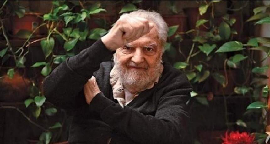 Falleció Osvaldo Bayer, destacado escritor, periodista e intelectual argentino