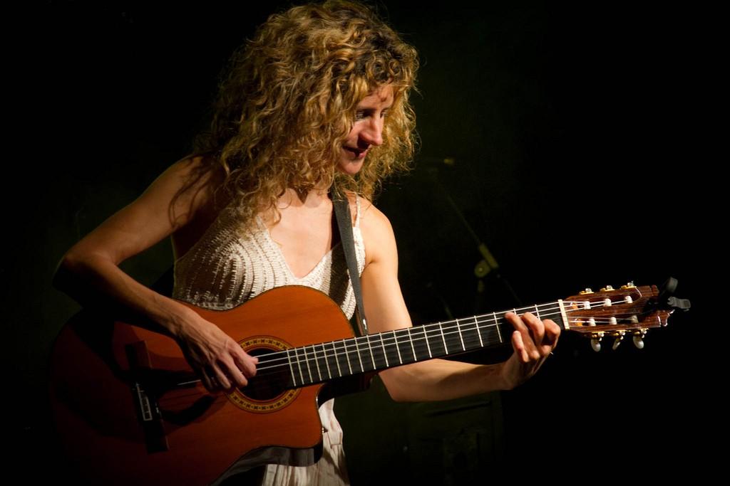 """Ana Prada: """"Muchas canciones crecen en las versiones de otros intérpretes"""""""